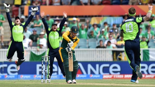Cricket Ireland considering tour of Pakistan