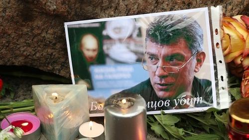 Boris Nemtsov was shot dead near the Kremlin on Friday night
