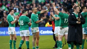 Ireland's victory over England on Sunday ended a four-match losing streak against the Red Rose