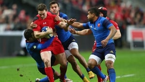 George North insists his concussion recovery is on target
