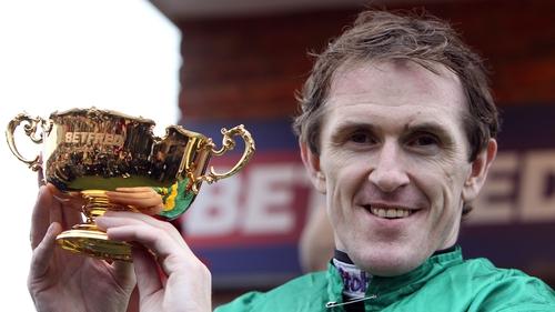 Tony McCoy has been champion jockey since 1996