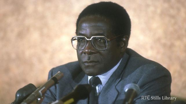 Robert Mugabe (1983)