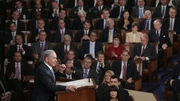 Benjamin Netanyahu branded Iran a global threat in his address to the US Congress