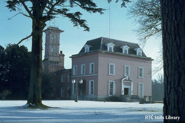 Straffan House, Kildare (1979)