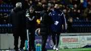 Steve Bruce and Gus Poyet attempted to play down their touchline row