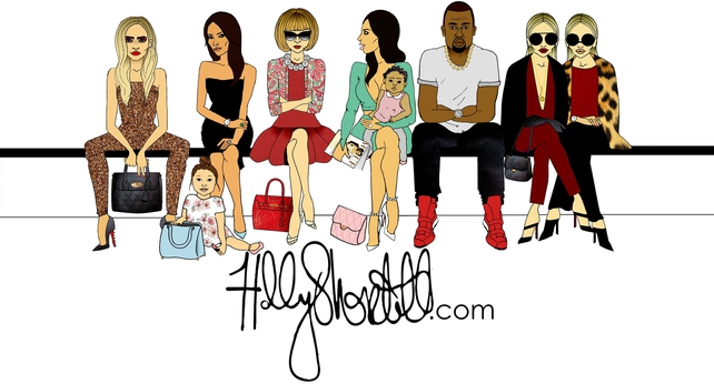 Interview: Fashion Illustrator Holly Shortall