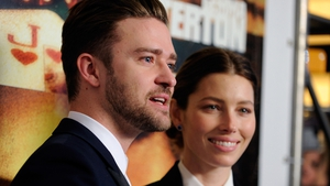 Timberlake and Biel - Have named their son Silas Randall