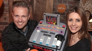 Nicky Byrne and Jenny Greene