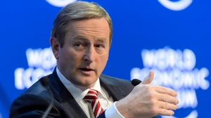 Enda Kenny said the Government aims to create 40,000 new jobs by 2018