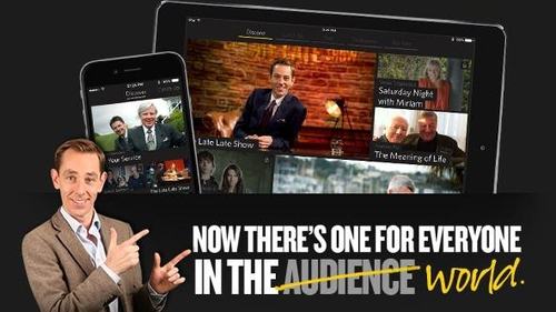 International version of RTÉ Player launched