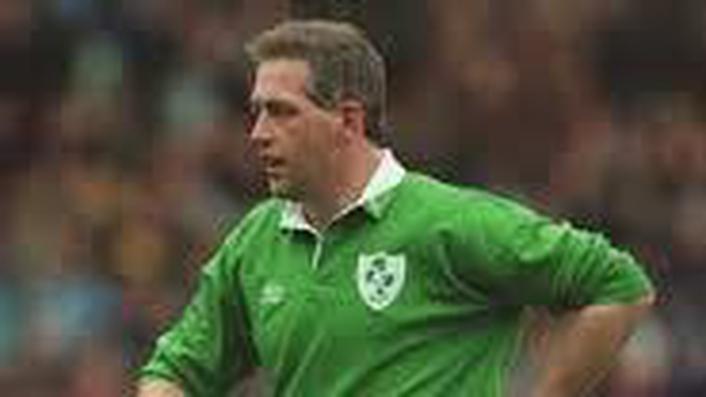 Noel Mannion - Ireland v Wales 1989