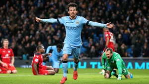 David Silva wants Champions League success with Manchester City