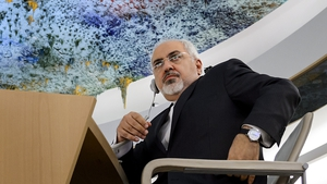 Mohammad Javad Zarif said Tehran had no intention of building a nuclear weapon