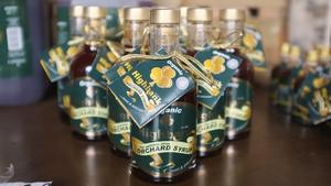 The famous Highbank Orchard Syrup - addictive stuff