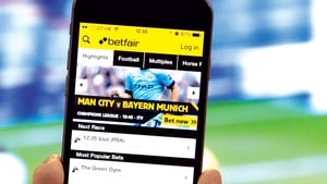 Betfair said 20% rise in revenue had helped push Q3 core earnings up 17% to £23.6m