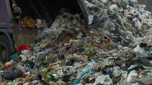 Panda Waste Management says there is a level of 40% contamination of recycling waste