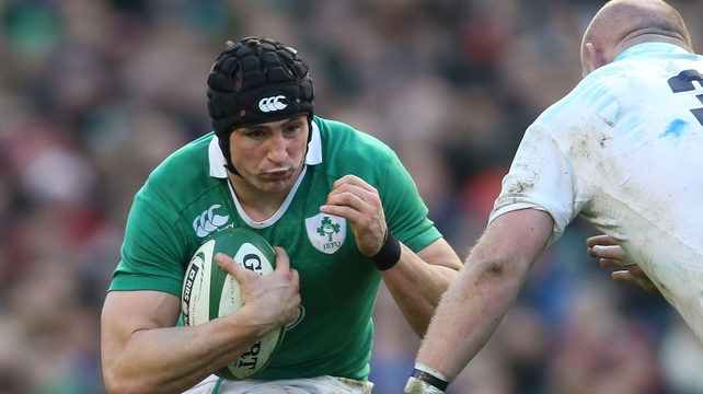 Tommy O'Donnell: Ireland must improve in Wales
