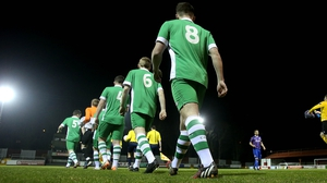 Cabinteely take on Wexford Youths at Stradbrook tonight