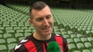 Jason Byrne targets goal record