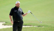 Shane Lowry dropped a shot on his final hole but still posted an under-par round to open at Doral