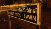 Plasóg Radharc na Gráinsí, Chluain Dolcáin.