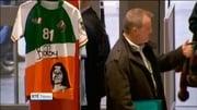 Six One News Web: Delegates arriving in Derry for Sinn Féin Ard Fhéis