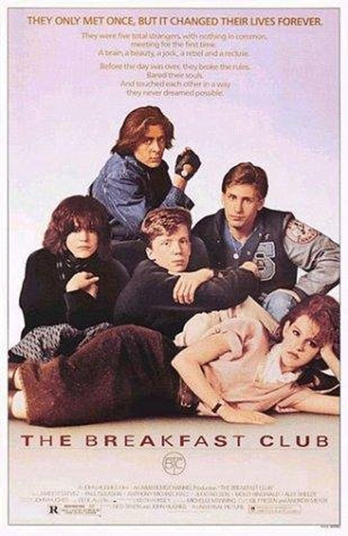 "30th anniversary of ""The Breakfast Club"""