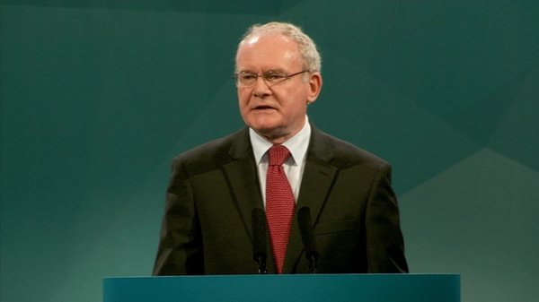 Martin McGuinness said politicians have a responsibility to show compassion to people