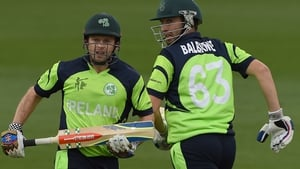 Ed Joyce and Andrew Balbirnie will both be in action at Stormont