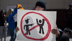 Protests have been held in Los Angeles in recent days over police killings of unarmed men