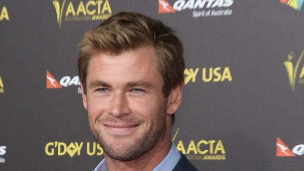 Chris Hemsworth is hosting SNL this weekend