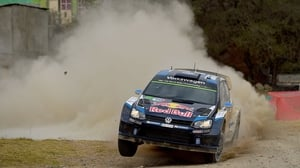 Sebastien Ogier has a 10.9-second overall lead