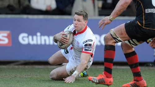 Craig Gilory scored two tries