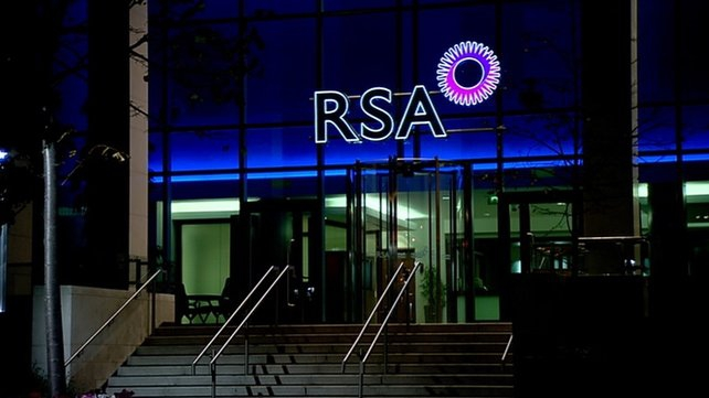 RSA's Irish operations saw an operating loss of £26m last year, much reduced from the £97m loss reported in 2014