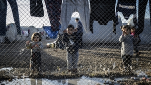 Ten million Syrians have fled their homes because of the civil war