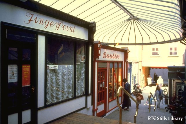 Stillorgan Shopping Centre (1985)