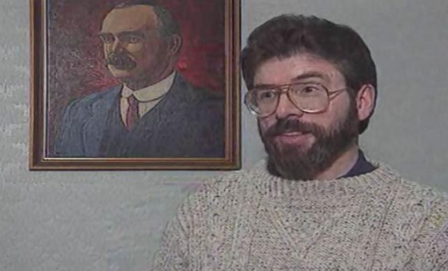 Gerry Adams (1995)