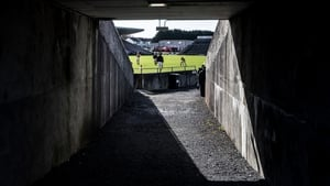 Meanwhile, the sun was shining Pearse Stadium before the Galway vs Kilkenny game