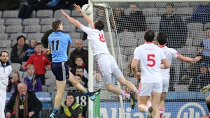 On Saturday evening, Dublin's Dean Rock scored a crucial goal in the final moments of the match against Tyrone