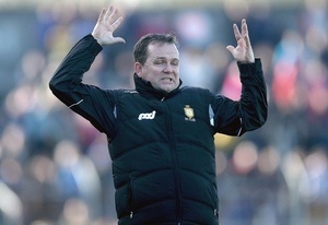 Clare manager Davy Fitzgerald was displeased by something he saw during his side's game against Tipperary...