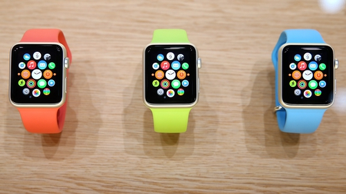 Demand for Watch appears to be strong but supply is also tight