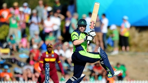 Niall O'Brien will be hoping to cause a shock against India