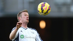 Chris Brunt has been slapped with an FA charge
