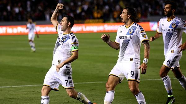 Robbie Keane's goalscoring form continues Stateside this season