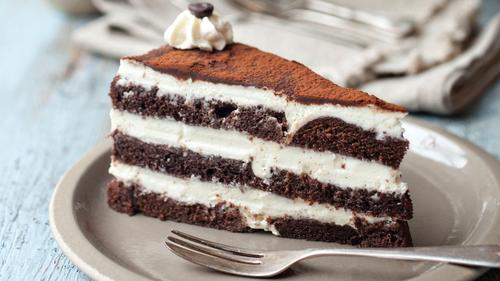 Neven Maguire's Cappuccino Cream Chocolate Cake