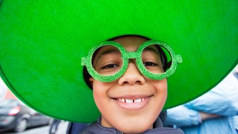 Top Tips! Celebrate St Patrick's Day in style