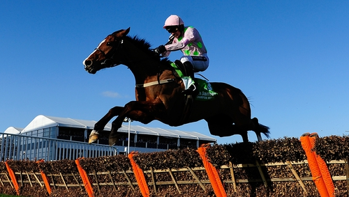 Faugheen was pulled u a Leopardstown over Christmas
