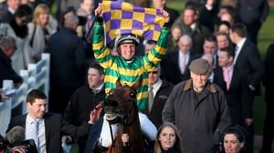 Jamie Codd has plenty of options at Cheltenham