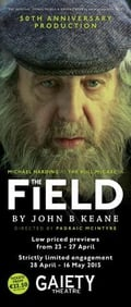 """The Field"" starring Michael Harding"