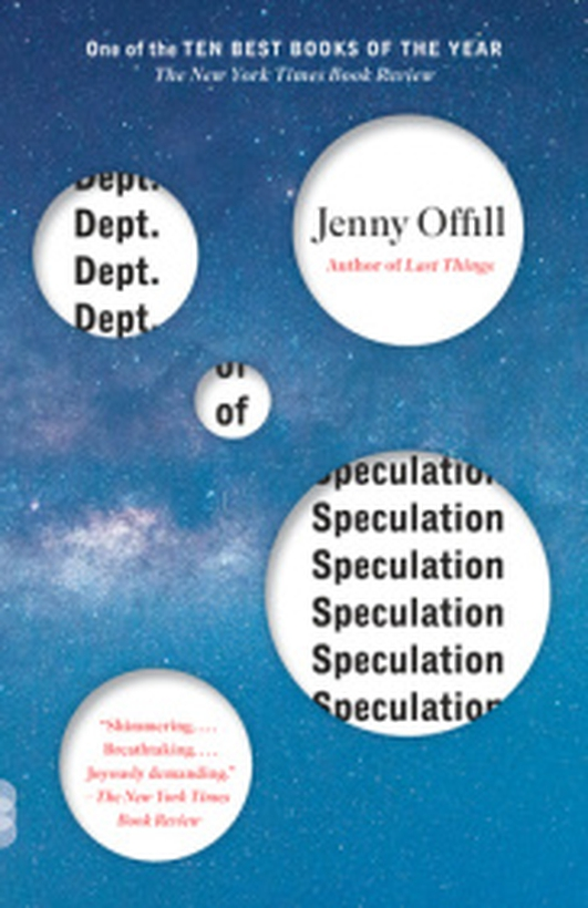 """Department of Speculation"" by Jenny Offill"